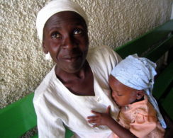 Mother and Child – Haiti